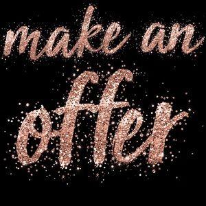 Make an offer 🥰